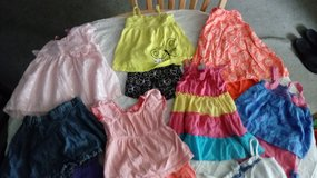 Lot of 18 month summer clothes in Warner Robins, Georgia