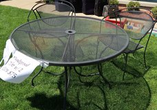 PAtio furniture in DeKalb, Illinois
