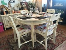 Dining room set in Fort Carson, Colorado