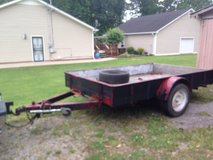 TRAILER 6X10 TILT VERY STURDY in Fort Campbell, Kentucky
