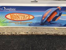 New in box Kontiki 2 automatic pool vacuum above ground in Naperville, Illinois