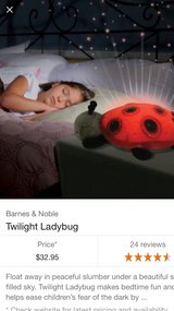 NEW Twilight Lady Bug Cloud B Night Lights in Naperville, Illinois