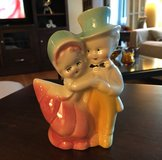 Dancing Couple Planter in Naperville, Illinois