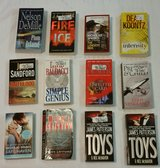 LOT OF 12 PAPERBACK BOOKS! in Fort Benning, Georgia