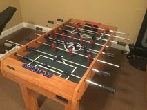 Multi-game table in Naperville, Illinois