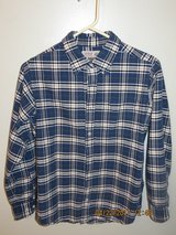 urban up PIPELINE Boys Large (14/16) Long Sleeve Plaid Button-down Shirt in Glendale Heights, Illinois