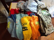 3-6 Month Baby Boy Clothes in Leesville, Louisiana