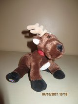 Webkinz HM137 Reindeer - Very Good Used Condition in Bolingbrook, Illinois