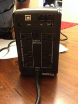 Opti-ups Gaming Series Gs1100b 1100va 550w 6 Outlets in Alamogordo, New Mexico