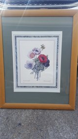 """Floral  Print or just use for frame 32"""" X 25 1/2 in Travis AFB, California"""