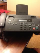 Hp 1040 Inkjet Fax Machine W/built-in Telephone Handset - Print Scan in Alamogordo, New Mexico