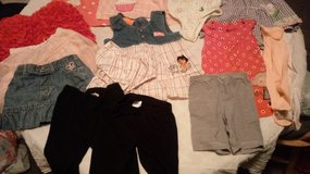 Lot of 24 months clothes in Warner Robins, Georgia
