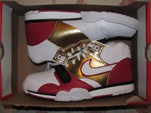 NIKE air trainer, Jerry Rice, quick strike, size 10; NEW; MENS in Okinawa, Japan