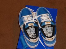 Nike SB Dunk limited chun li street fighter, size 9.5; MENS in Okinawa, Japan