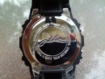 Casio G Shock Spike Lee limited model watch, sold out in Okinawa, Japan