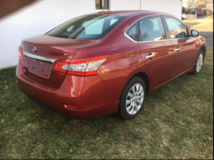 2015 Nissan Sentra $9.000only Obo in New Orleans, Louisiana