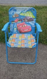 Toddler kids lawn chair - Cars theme in Fort Campbell, Kentucky