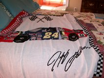 jeff gordon throw in Cherry Point, North Carolina