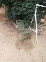 Outdoor Rocking Chair in Yucca Valley, California