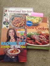 Cook book lot in Lawton, Oklahoma
