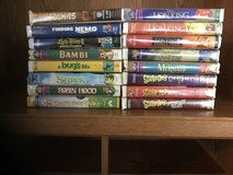 Children movies VHS tapes in Macon, Georgia