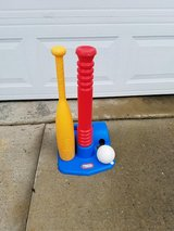 Little Tikes Toddler Baseball Set in Fort Campbell, Kentucky