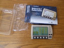 2002 RadioShack Deluxe 3-in-1 Pocket Casino Electronic Game in Bartlett, Illinois