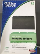Legal Size Hanging File Folders in Camp Lejeune, North Carolina