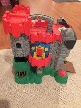 Imaginext Castle in Chicago, Illinois