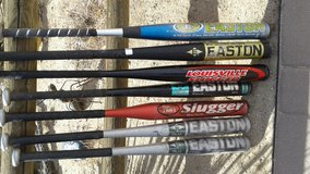 Softball Bats in Yucca Valley, California