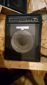 Behringer BXL3000a Bass Amp in Watertown, New York