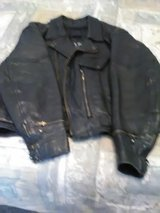 Heavy Biker Coat in Alamogordo, New Mexico