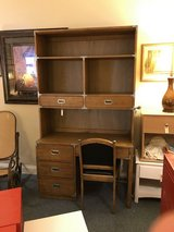 Desk with Hutch and Chair in Bartlett, Illinois
