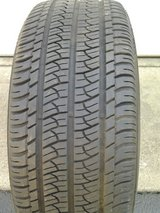 1- P215/60R15 Used Kuhmo Solus Tire in Lockport, Illinois