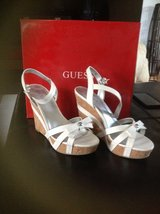 Guess wedge heels 7 shoes in Vacaville, California
