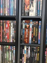 Huge DVD collection in Travis AFB, California