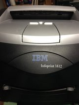 InfoPrint 1412 Monochrome Laser Printer in Alamogordo, New Mexico