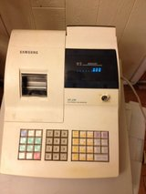 SAM4s Samsung ER 290 Cash Register-has one key in Alamogordo, New Mexico