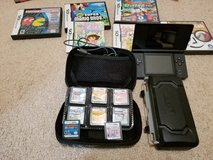 Nintendo D'S Lite+Games+Case in Naperville, Illinois