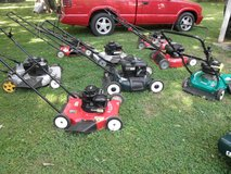 Push Lawn Mowers in Fort Campbell, Kentucky
