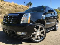 "Cadillac Escalade 24"" Rims in Oceanside, California"
