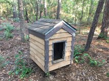Wood Dog House in Warner Robins, Georgia