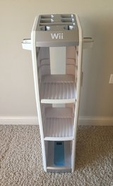 Video Game Console Storage Stand NINTENDO Wii in Naperville, Illinois