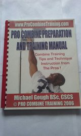 Pro Combine Preparation and Training c2006 in Elgin, Illinois