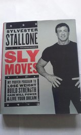 Sylvester Stallone Sly Moves copyright 2005 in Elgin, Illinois