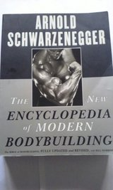 Arnold Schwarzenegger Encyclopedia Body Building in Elgin, Illinois