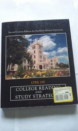 College Reading and Study Strategies 2 c2009 in Elgin, Illinois