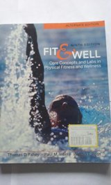 Fit & Well 9th Edition c2011 in Aurora, Illinois