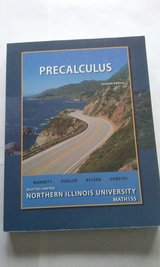 Precalculus seventh edition c2011 in Bartlett, Illinois