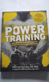 Power Training Men's Health c2007 in Bartlett, Illinois